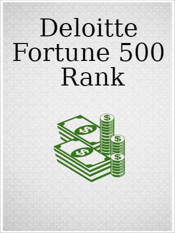 Deloitte Fortune 500 Ranking