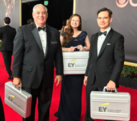 EY 2017 Emmys Accountants