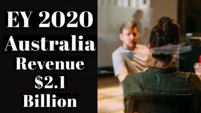 EY Australia Revenue 2020