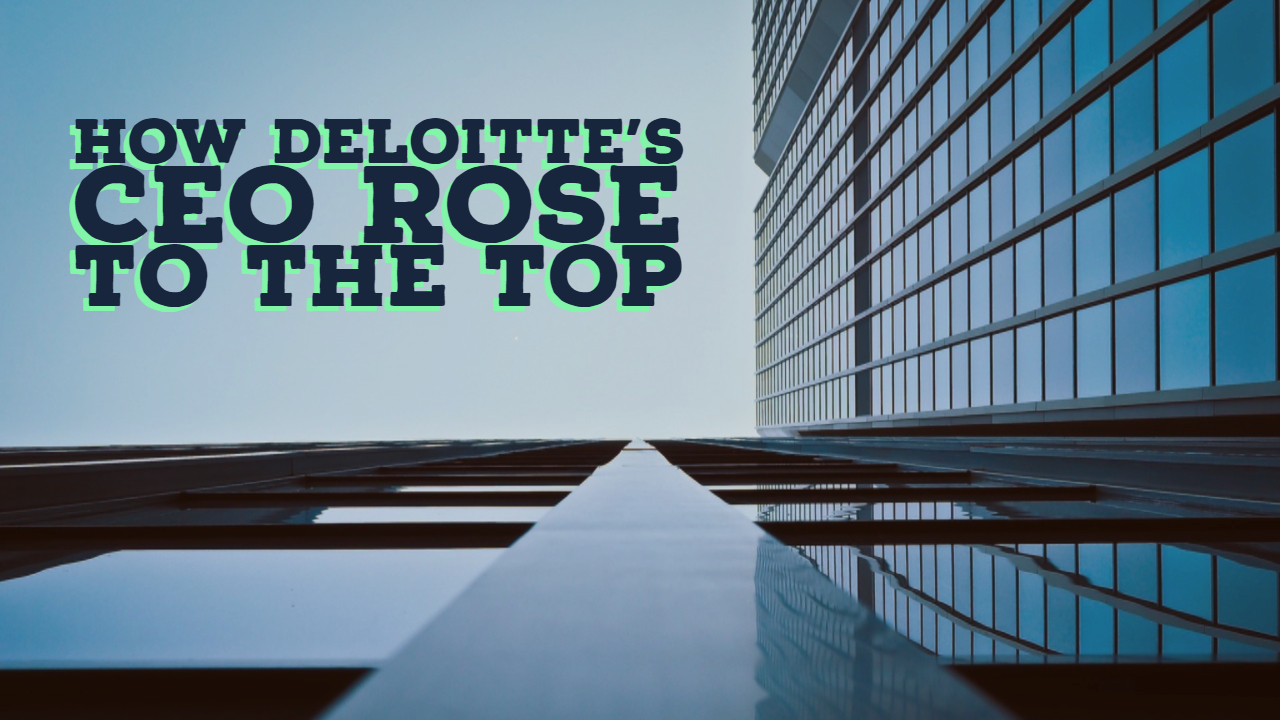 How Deloitte CEO Cathy Engelbert Rose To The Top