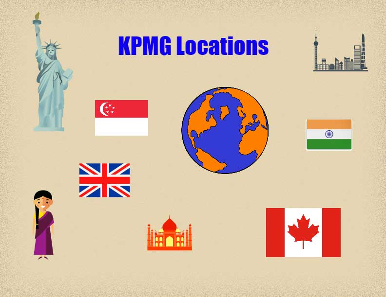 KPMG Locations