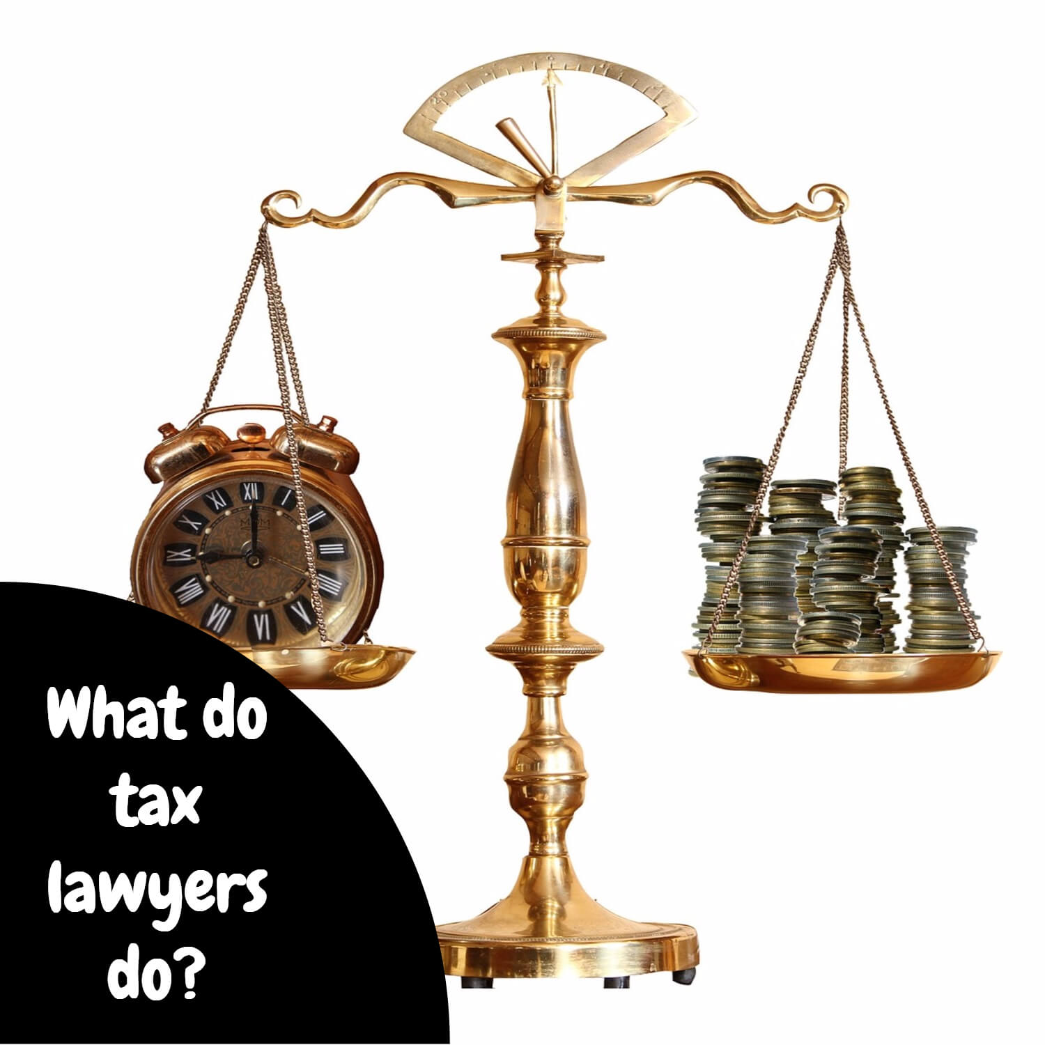 What do tax lawyers do