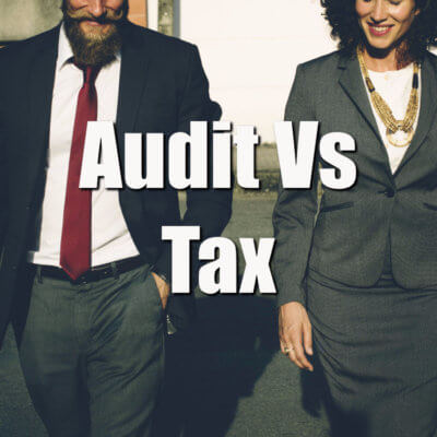 audit vs tax