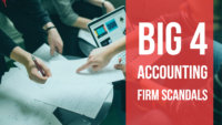 big 4 accounting scandals 2018