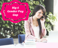 big 4 gender pay gap