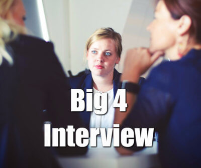Big 4 Interview