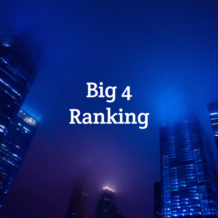 big 4 accounting firms ranking  2019 edition   who is the