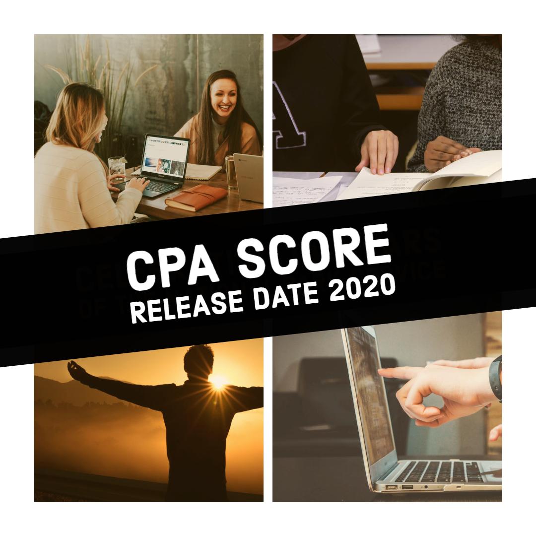 cpa score release 2020