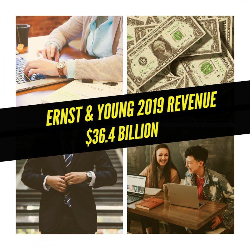 EY Revenue 2019