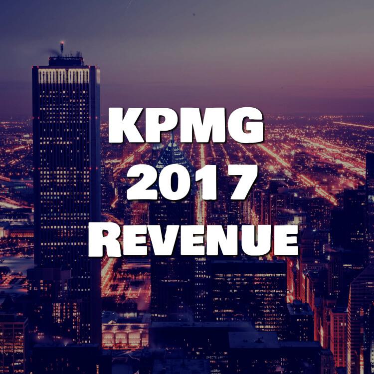 kpmg 2017 revenue