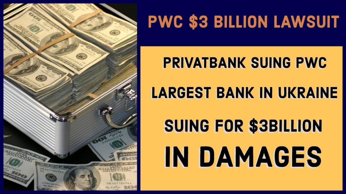 pwc privatbank lawsuit