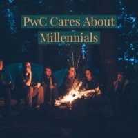 pwc recruits millennials